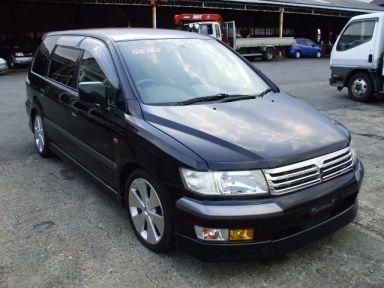Mitsubishi Chariot Grandis, 1998