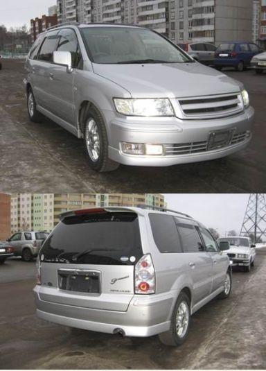 Mitsubishi Chariot Grandis, 2001
