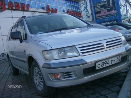 Mitsubishi Chariot Grandis 1998 - отзыв владельца