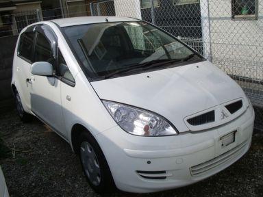 Mitsubishi Colt, 2003