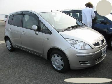 Mitsubishi Colt, 2002