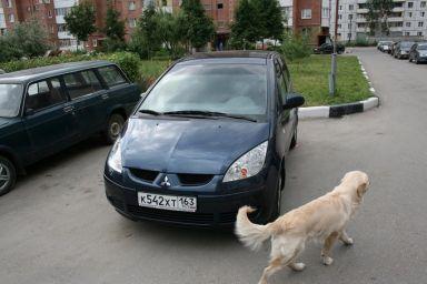 Mitsubishi Colt 2005 отзыв автора | Дата публикации 22.06.2008.