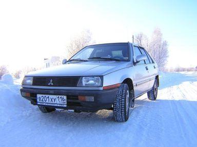 Mitsubishi Colt, 1986