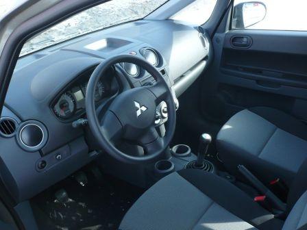 Mitsubishi Colt 2009 - отзыв владельца