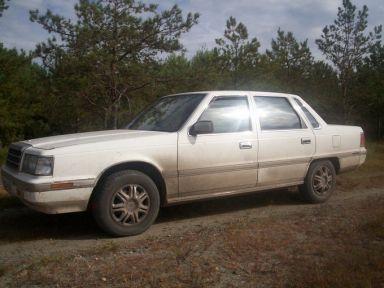 Mitsubishi Debonair, 1989