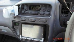 Mitsubishi Delica, 1999