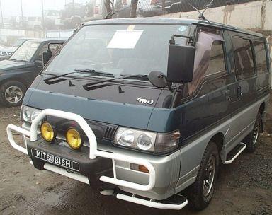 Mitsubishi Delica, 1991
