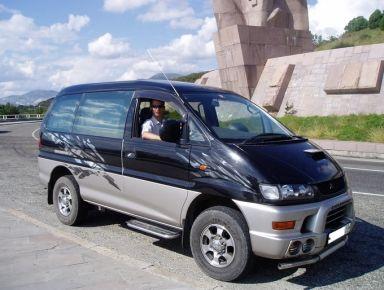 Mitsubishi Delica 1997 отзыв автора | Дата публикации 04.07.2006.