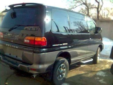 Mitsubishi Delica 1996 отзыв автора | Дата публикации 15.02.2007.