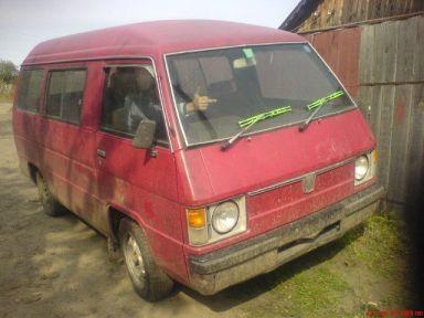 Mitsubishi Delica, 1980