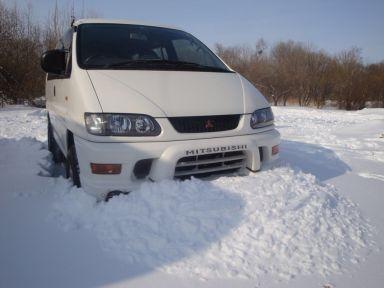 Mitsubishi Delica 1999 отзыв автора | Дата публикации 07.03.2010.