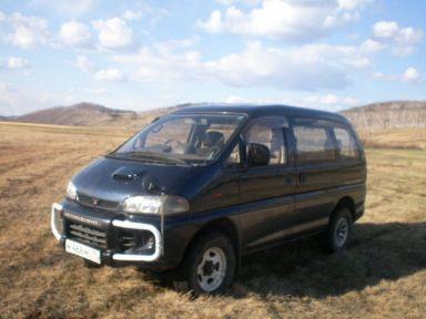 Mitsubishi Delica, 1994