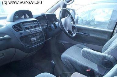 Mitsubishi Delica 1994 отзыв автора   Дата публикации 13.01.2006.