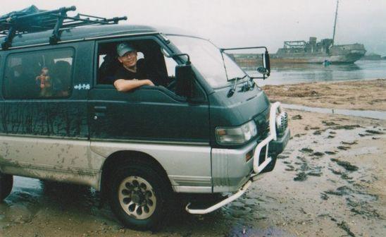 Mitsubishi Delica 1992 - отзыв владельца
