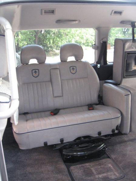 Mitsubishi Delica 2000 - отзыв владельца