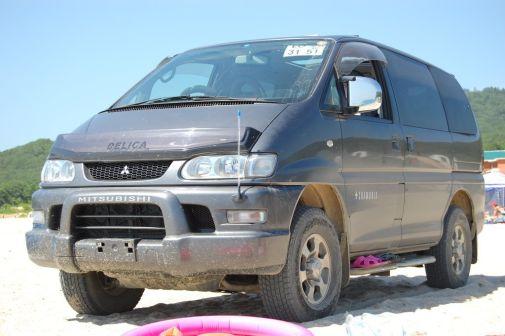 Mitsubishi Delica 2005 - отзыв владельца