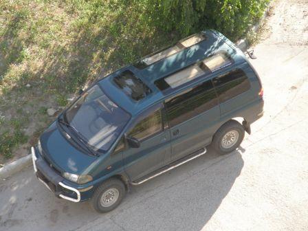 Mitsubishi Delica 1994 - отзыв владельца
