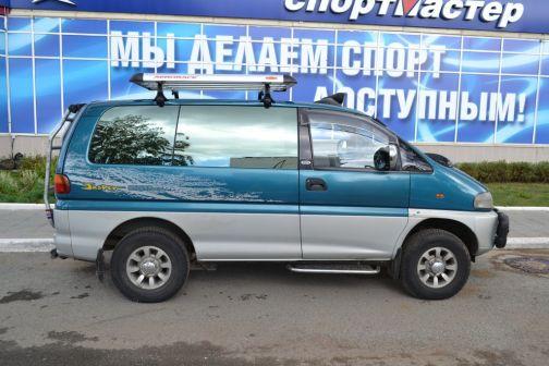 Mitsubishi Delica  - отзыв владельца