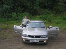 Mitsubishi Diamante, 1996