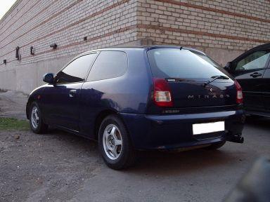 Mitsubishi Diamante, 2000