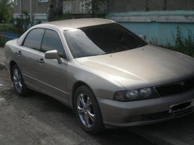 Mitsubishi Diamante, 1995