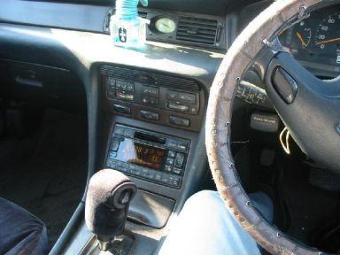 Mitsubishi Diamante, 1991