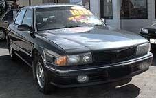 Mitsubishi Diamante, 1992