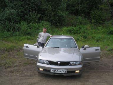 Mitsubishi Diamante 1996 отзыв автора | Дата публикации 29.08.2011.