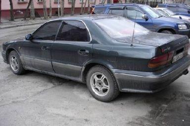 Mitsubishi Diamante, 1990