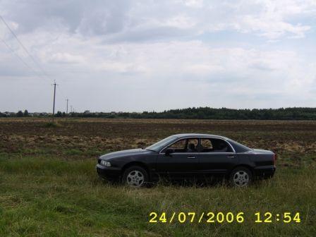 Mitsubishi Diamante 1997 - отзыв владельца
