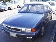 Mitsubishi Diamante 1992 - отзыв владельца