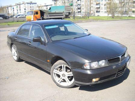 Mitsubishi Diamante 1995 - отзыв владельца