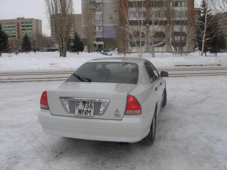 Mitsubishi Diamante 1999 - отзыв владельца