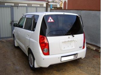 Mitsubishi Mirage Dingo, 2000