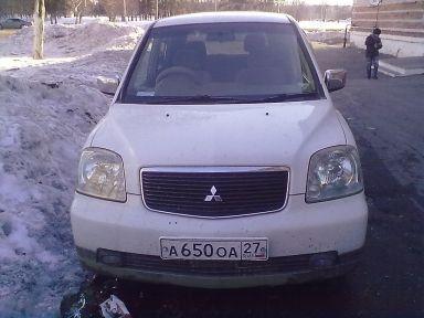 Mitsubishi Dion 2000 отзыв автора | Дата публикации 08.04.2011.