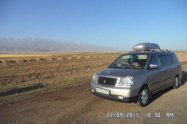 Mitsubishi Dion 2000 отзыв автора | Дата публикации 09.03.2012.