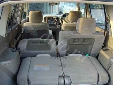 Mitsubishi Dion 2000 отзыв автора | Дата публикации 11.04.2012.