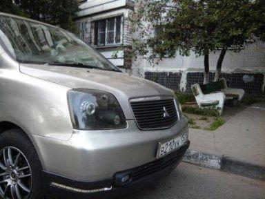 Mitsubishi Dion 2000 отзыв автора | Дата публикации 22.07.2012.