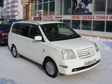 Mitsubishi Dion 2001 - отзыв владельца