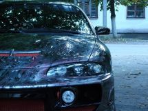 Mitsubishi Eclipse, 1999