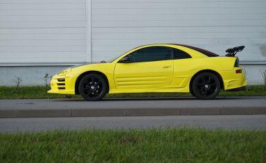 Mitsubishi Eclipse 2003 отзыв автора | Дата публикации 04.11.2010.