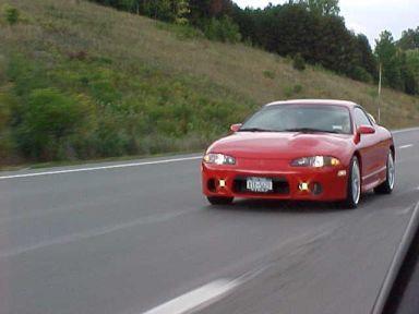 Mitsubishi Eclipse, 1997