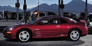 Mitsubishi Eclipse 2003 - отзыв владельца