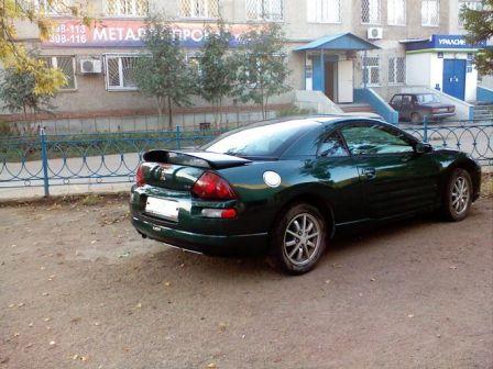 Mitsubishi Eclipse 2001 - отзыв владельца