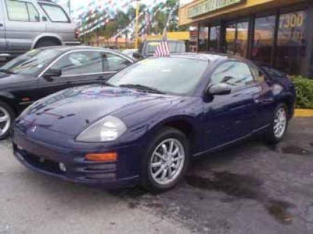 Mitsubishi Eclipse 2000 - отзыв владельца