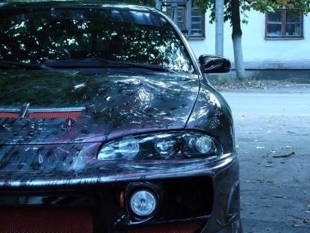 Mitsubishi Eclipse 1999 - отзыв владельца