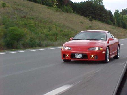 Mitsubishi Eclipse 1997 - отзыв владельца