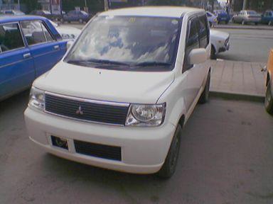 Mitsubishi eK Wagon, 2001