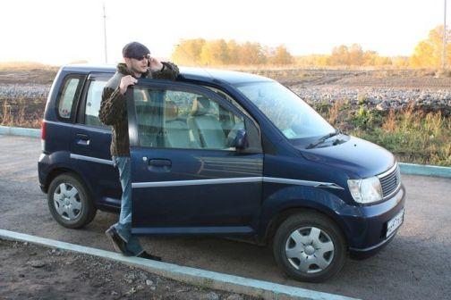 Mitsubishi eK Wagon 2003 - отзыв владельца