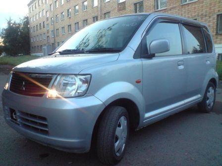Mitsubishi eK Wagon 2006 - отзыв владельца